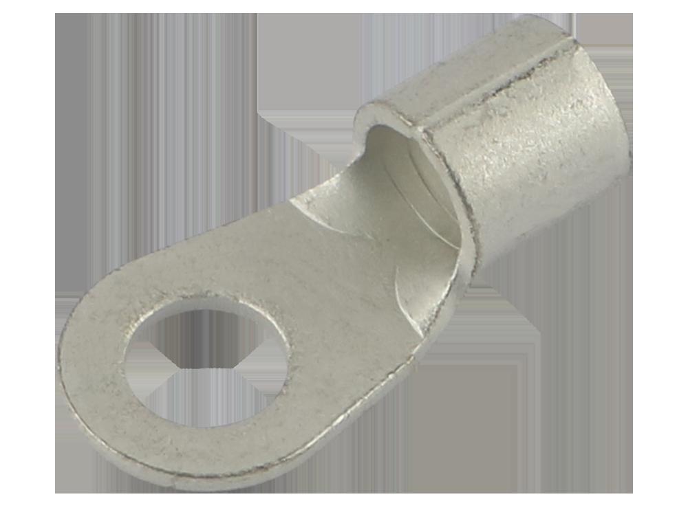 25x Quetschkabelschuh blank 10-16mm/² ; Ringkabelschuh Kabelschuh M12